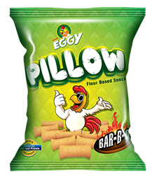 Picture of IFAD EGGY PILLOW CHIPS (BAR-B-Q)